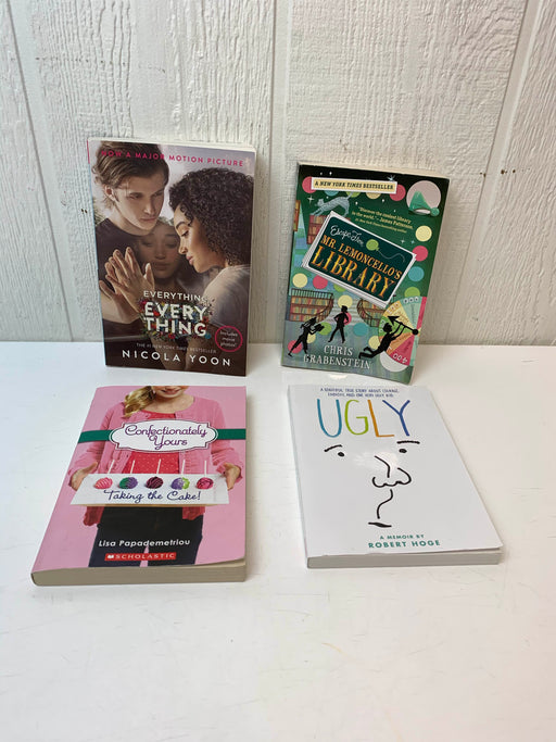 used BUNDLE Books