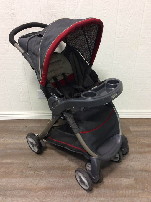 used Graco Modes Click Connect Stroller