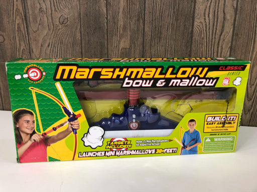 used Marshmallow Fun Company Marshmallow Bow And Arrow