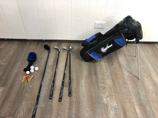 used Confidence Junior Golf Club Set