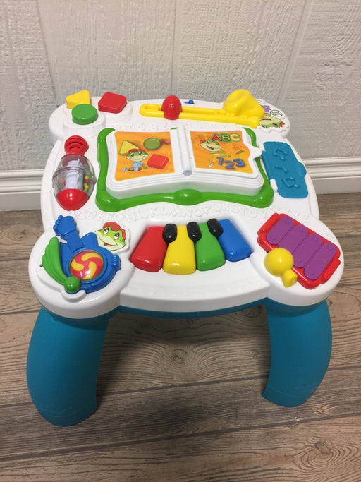 used Leap Frog Learn And Groove Musical Table