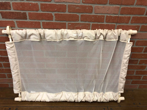 used Safety 1st Wide Doorways Fabric Gate