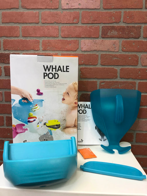 Boon Whale Pod Drain And Store Scoop
