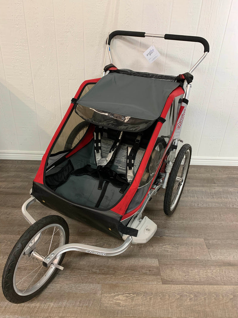 24++ Double chariot stroller canada ideas
