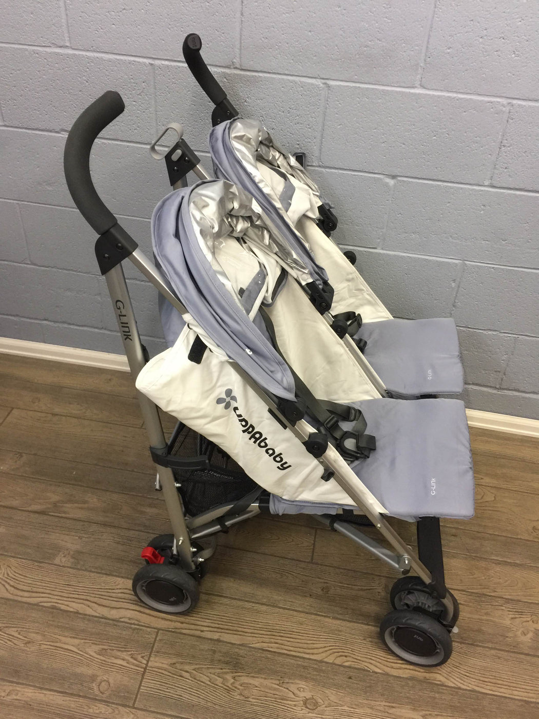 used Double Strollers
