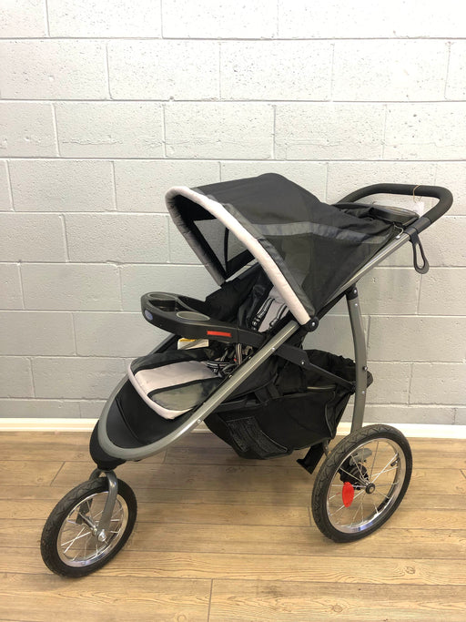 Graco FastAction Fold Jogging Click Connect Stroller, 2017