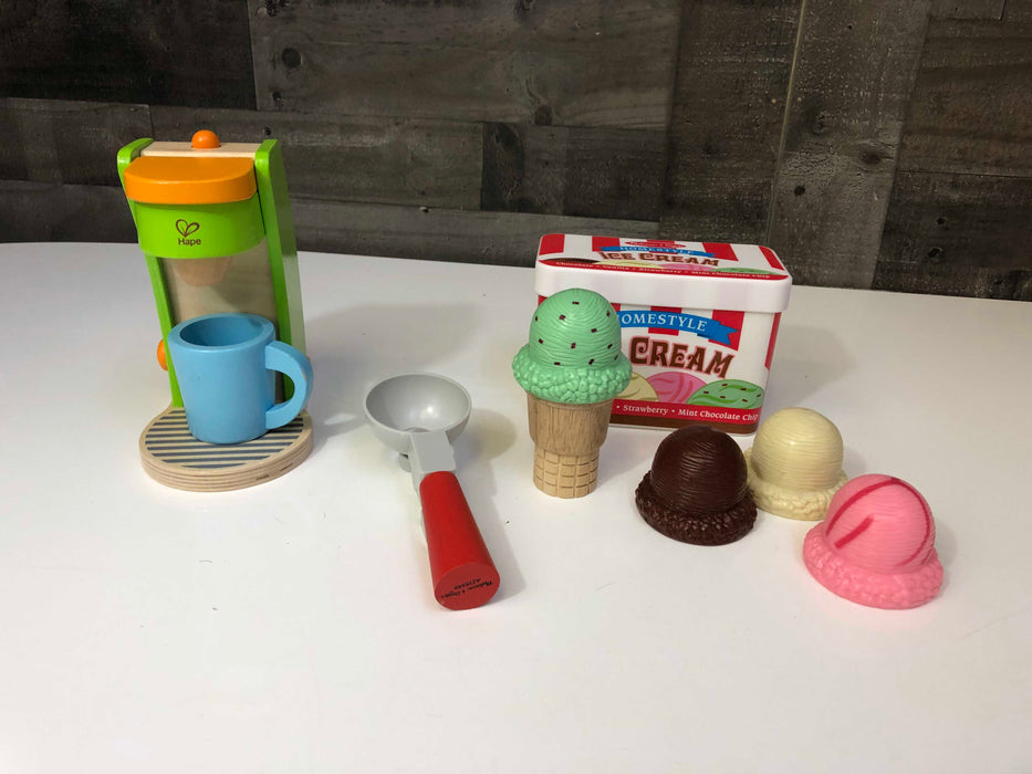 BUNDLE Play Food Sets