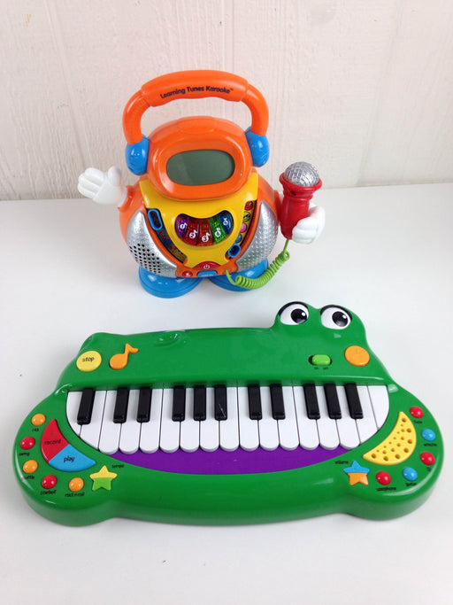 used BUNDLE Musical Toys