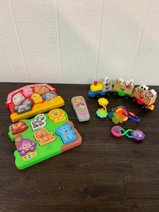 secondhand BUNDLE Infant & Toddler Toys