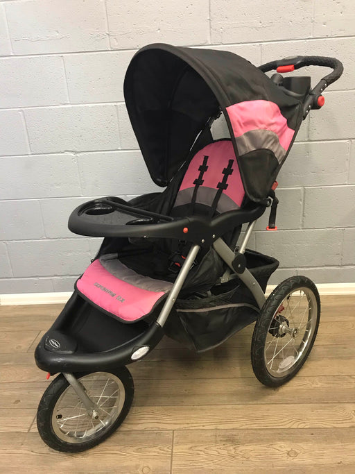 used Baby Trend Expedition ELX Jogging Stroller, 2012