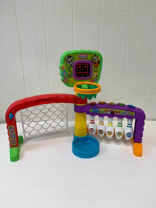 used Little Tikes 3-n-1 Sports Zone