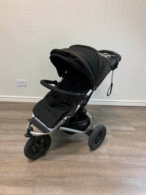 used Mountain Buggy Swift Stroller