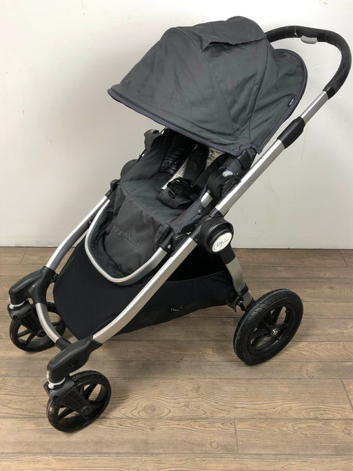 used Baby Jogger City Select Single Stroller, Charcoal, 2012