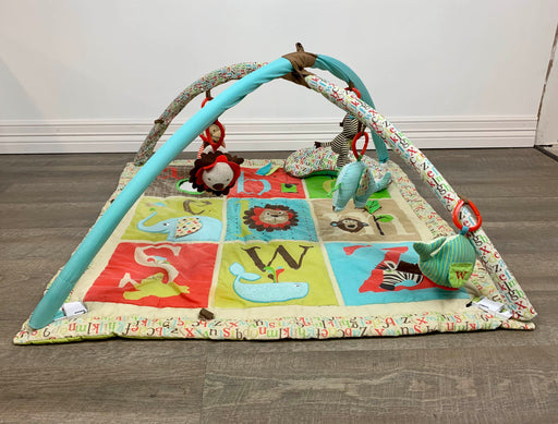 used Skip Hop Alphabet Zoo Mega Activity Playmat