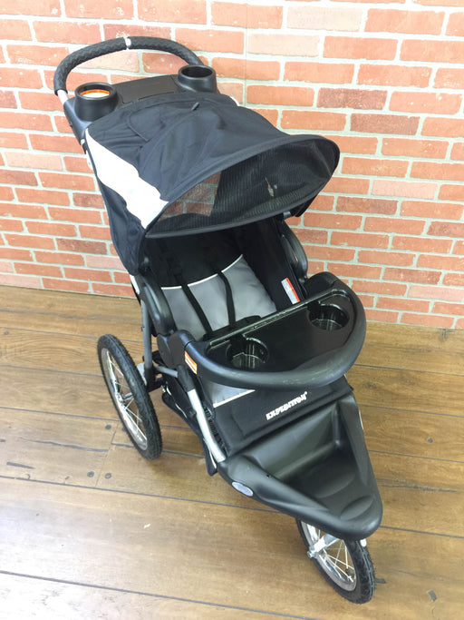 Baby Trend Expedition DLX Jogging Stroller, 2018