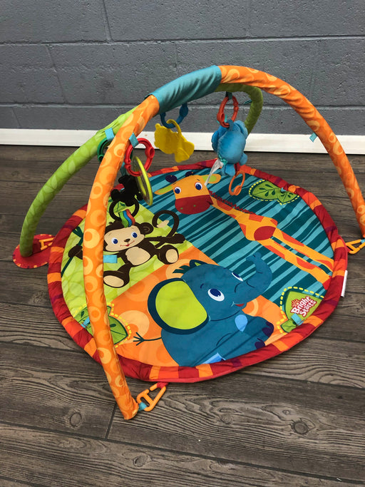 used Bright Starts Activity Gym
