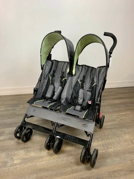used Delta Delta Double Stroller