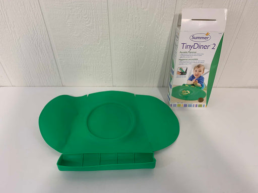 used Summer Infant TinyDiner 2