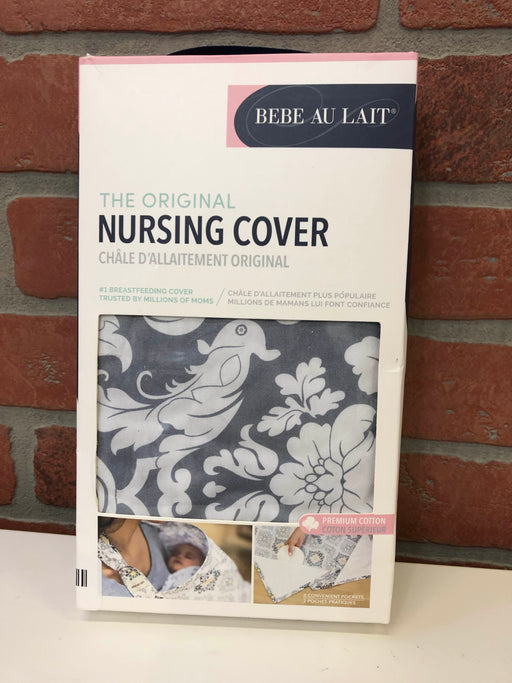 Baby Au Lait Premium Cotton Nursing Cover