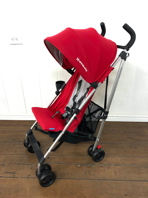 used UPPAbaby G-LITE Stroller, 1019, Denny (Red)