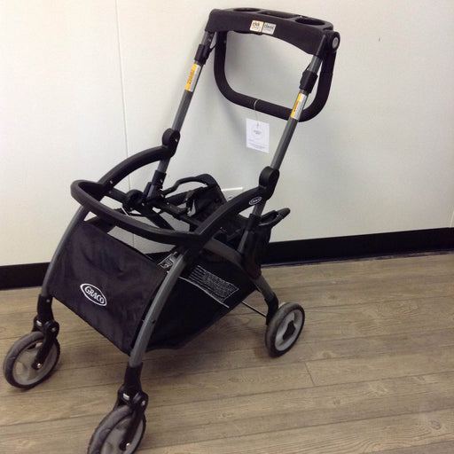 used Graco SnugRider Elite Infant Car Seat Frame Stroller