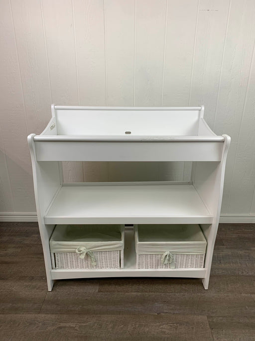 used Jardine Changing Table