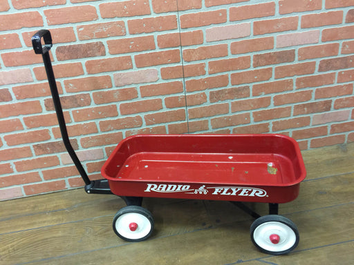 used Radio Flyer Classic Red Wagon