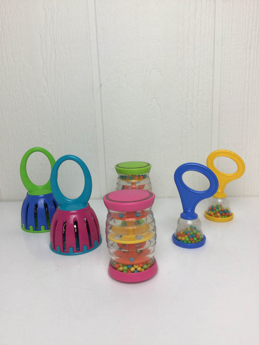 used Lakeshore Baby Band Rhythm Set