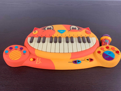 used B. Toys Meowsic Keyboard