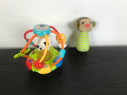 used VTech Lil Critters Shake And Wobble Busy Ball