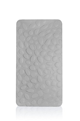 Nook Pebble Pure Crib Mattress, Misty