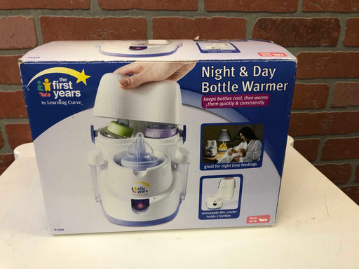 The First Years Night And Day Bottle Warmer