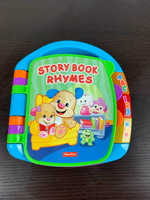used Fisher Price Story Book Rhymes