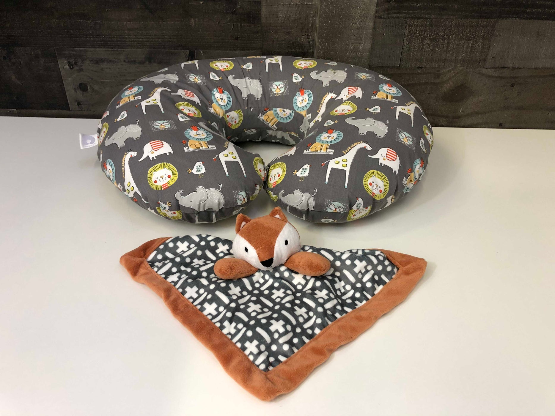 used Boppy Nursing Pillow