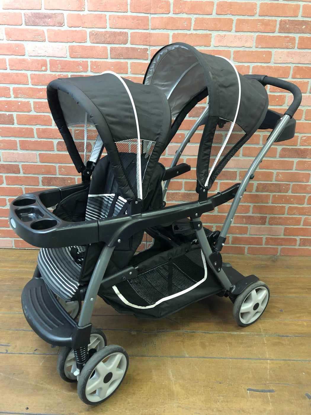 used Graco Ready2Grow Click Connect Stroller, 2016