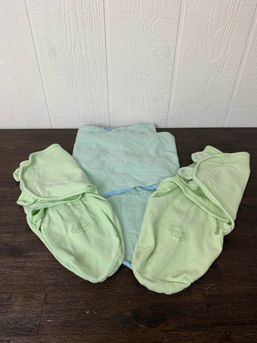 used BUNDLE Baby Swaddles