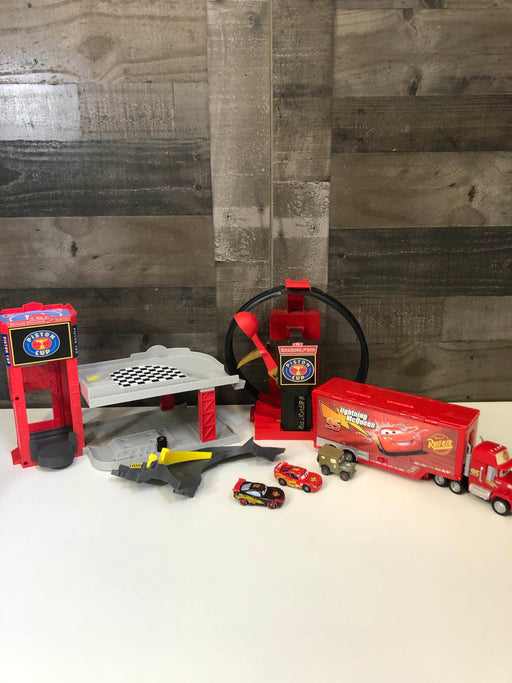 Disney Lightning McQueen Set