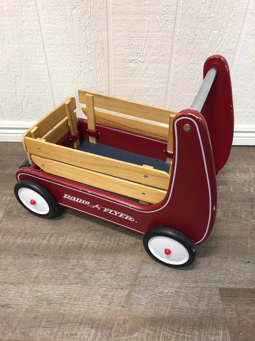 used Radio Flyer Walker Wagon