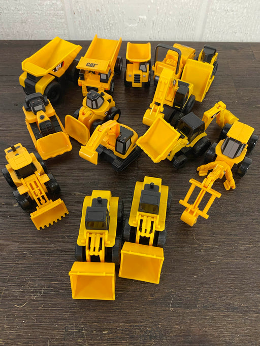 secondhand BUNDLE Construction Vehicles