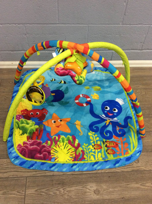 used Baby Einstein Nautical Friends Play Mat