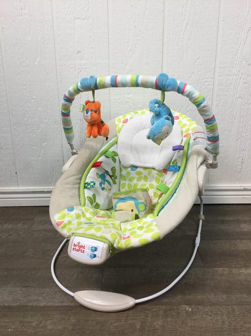 used Bright Starts Cradling Bouncer