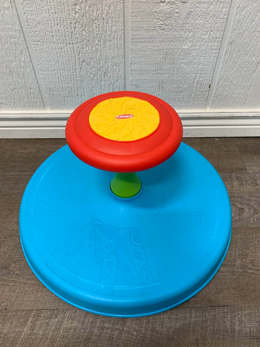 used Playskool Sit N Spin