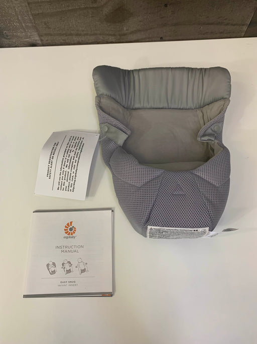used Ergobaby Infant Insert