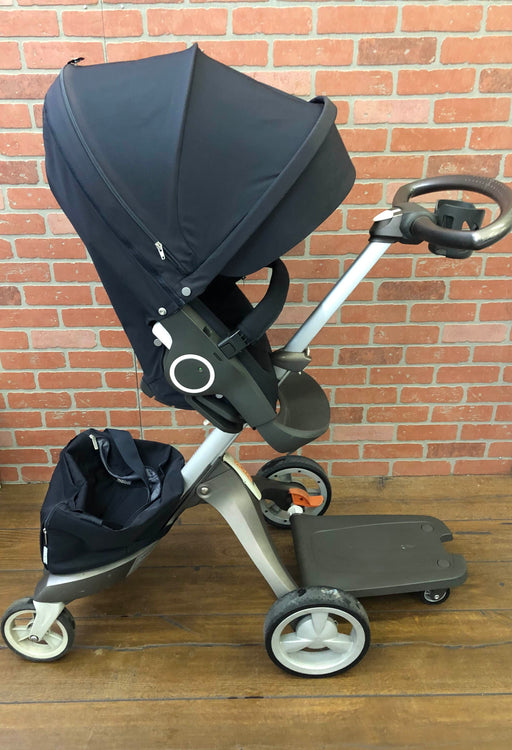 Stokke Xplory Stroller With Sibling Board, 2011