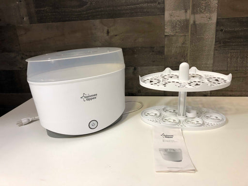 used Dr. Brown's Deluxe Bottle Sterilizer
