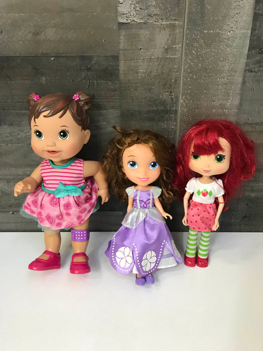 BUNDLE Dolls