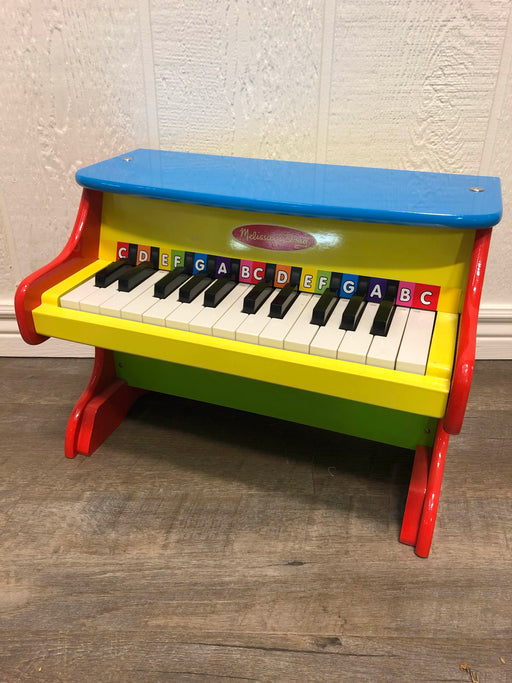 used Melissa & Doug Learn-to-Play Piano