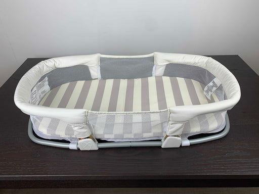 used Summer Infant SwaddleMe By Your Bed Sleeper