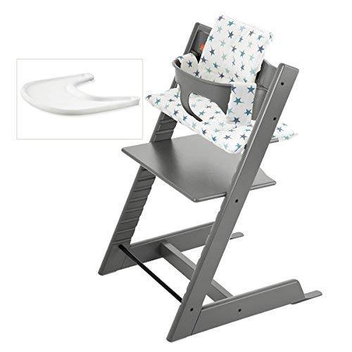 Stokke Tripp Trapp High Chair Complete Bundle