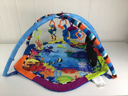 used Baby Einstein Baby Neptune Ocean Adventure Gym